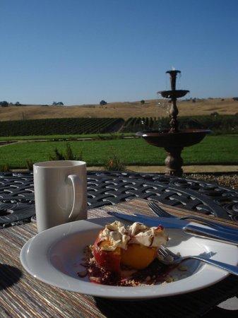 Sundance Bed and Breakfast : Breakfast