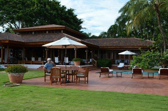 Casa de Campo Resort & Villas: view of our villa