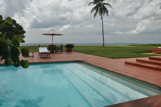 Casa de Campo Resort & Villas: view from one of our verandas