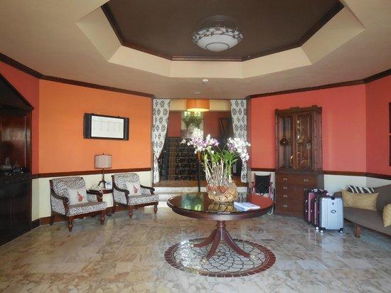 Sandals Inn : Lobby