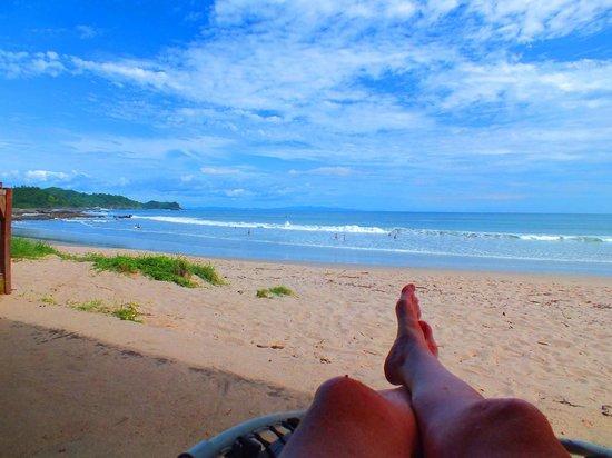 Matilda's: Beach