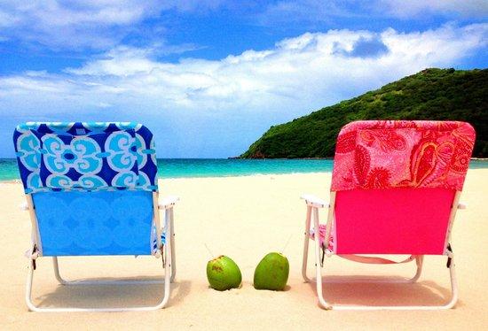 Villa Flamenco Beach : Coconut hydration