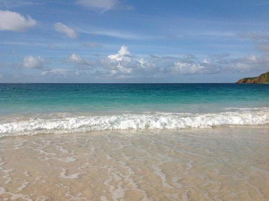 Villa Flamenco Beach: Magic blue