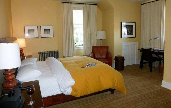 Cavallo Point: master bedroom