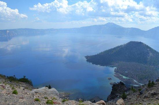 Best Western Oakridge Inn: Crater Lake
