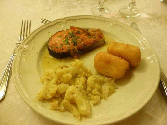 Hotel Zi Teresa: delicious Italian meals