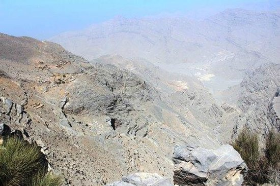 Ras al-Jaima, Emiratos Árabes Unidos: Jabal Al Jais