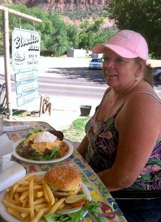 Blondie's Diner: Blondie's Cafe - Springdale UT