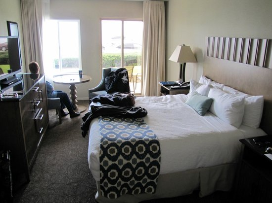 Cambria Landing Inn & Suites: Bedroom