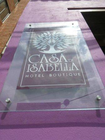 Casa de Isabella - a Kali Hotel: Beautiful boutique hotel!