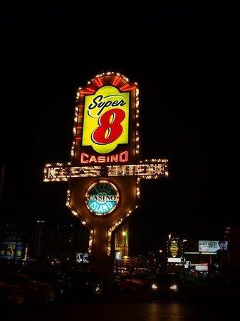 Ellis Island Hotel Las Vegas: sign