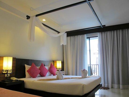 Apasari Krabi: Pool excess deluxe room