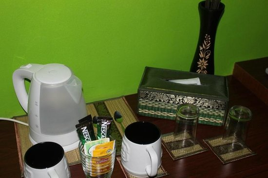 The Guest House: Free Coffee and Tea Deluxe