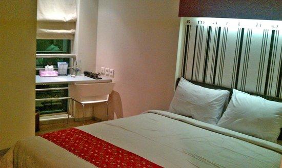 Smart Hotel: Bed