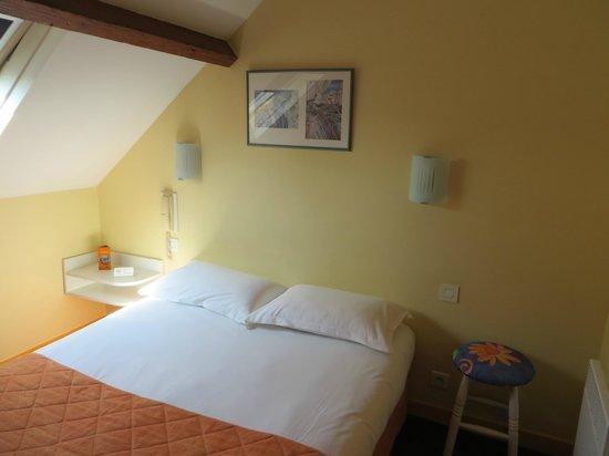 Hotel Le Nautilus: Bedroom