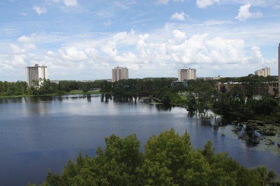 Hilton Orlando Buena Vista Palace Disney Springs : Our View