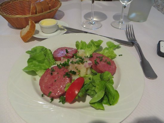 La Brasserie Armoricaine : First Course