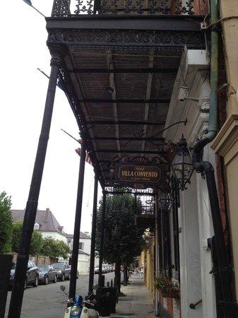 Hotel Villa Convento: Front
