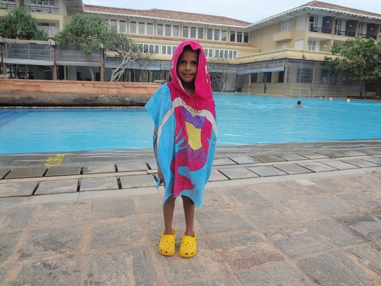Heritance Ahungalla: pool suits for kids