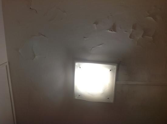 Hotel Cassia: Il soffitto