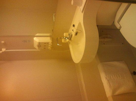 Toyoko Inn Takamtsu Hyogo-machi: 浴室