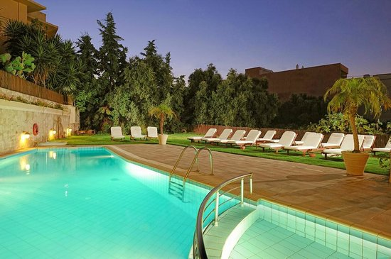 Anesis Blue Boutique Hotel: Pool