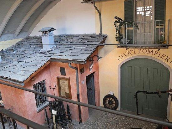 Galleria Storica Vigili del Fuoco : Un petit cion d'Italie.