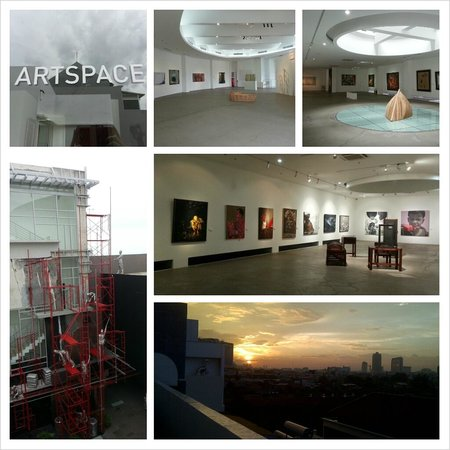 Art:1 New Museum: Our modern-designed spaces for permanent and temporary exhibition