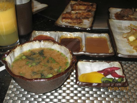 NagaWorld Hotel & Entertainment Complex: The Teppanyaki (Japanese) restaurant