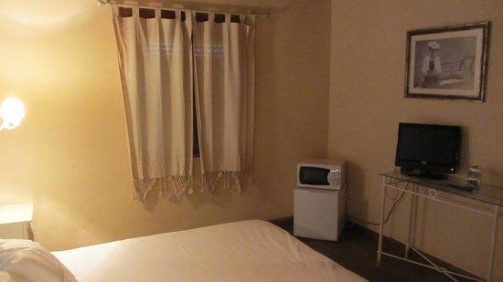 Hotel Los Rastrojos: HABITACIÓN