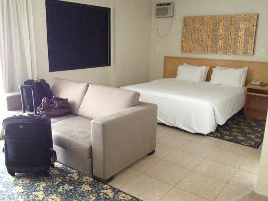 EZ Aclimacao Hotel: Quarto EZ Aclimação