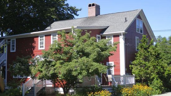 The Old Mystic Inn: Main House