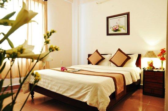 Tigon Blanc Hotel: Double Room