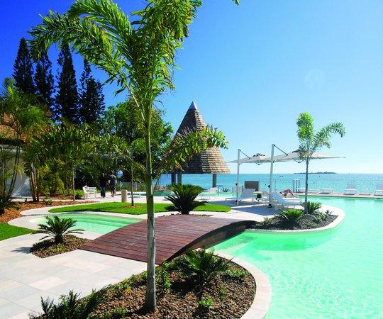 Chateau Royal Beach Resort and Spa : Piscine du Chateau Royal