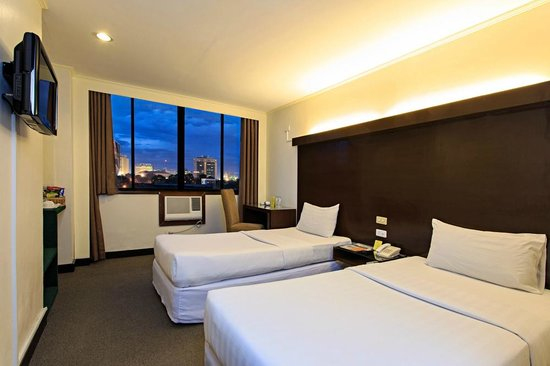 Mango Park Hotel: Standard Room-Double Bed