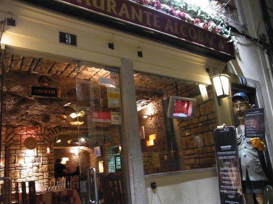 Restaurante Alcobaca: お店