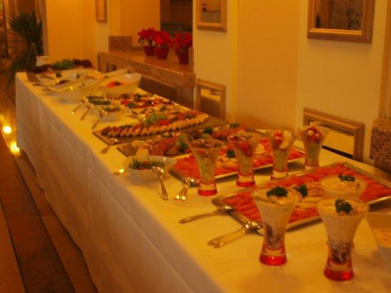 Wyndham Garden Donaueschingen: Frühstücksbüffet