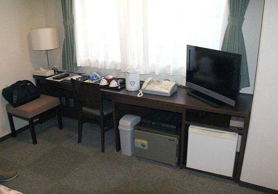 Hotel Binario Sagaarashiyama: ファックス電話