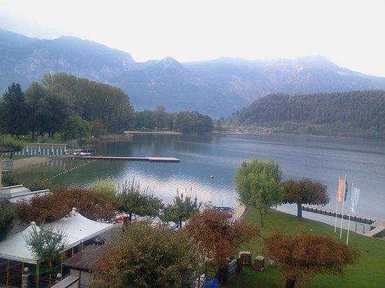 Parc Hotel Du Lac: lago dalla camera