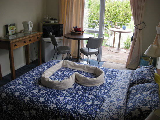Copperbeech Backpackers : Double room ensuite