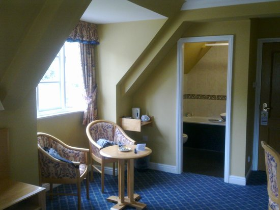 Parsonage Hotel & Spa: Room on 2nd floor in the annex