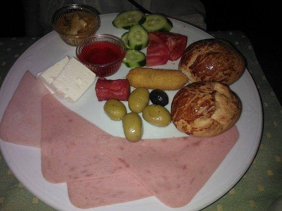 Hotel Ilkay: Petit-déjeuner