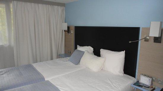 Kyriad Lyon Sud - Sainte Foy: Prima bed