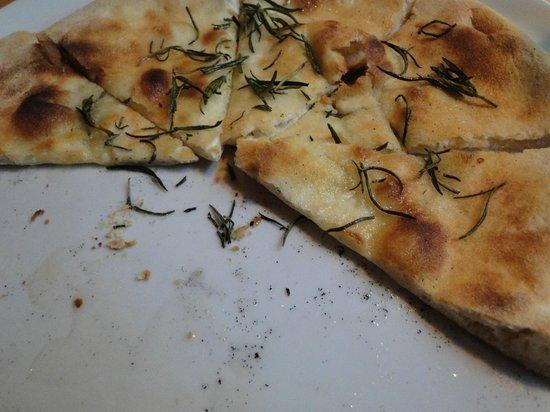 Il Sestante : Pizzabrot
