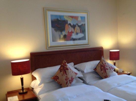 Cape Town Lodge: Comfortable