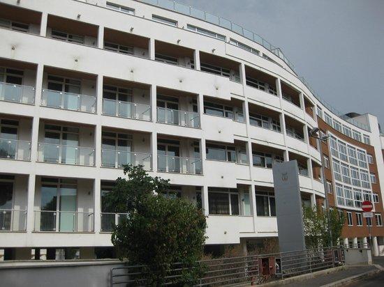 Hotel Capannelle: Visione esterna dell'Hotel
