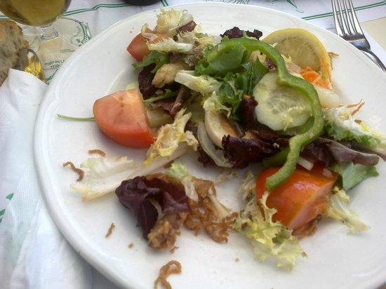 Bar Restaurante Tanga : insalata mista