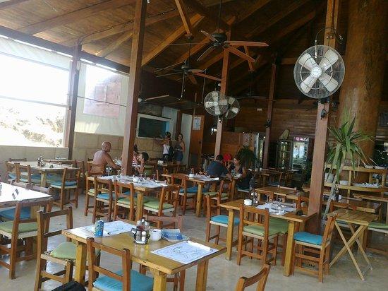 Bar Restaurante Tanga : la sala del tanga