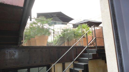 Hotel Granados 83: Dakterras