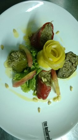 Efes Restaurant Turkish & Mediterranean Cuisine : en sevdiğim tat dolma